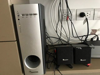 Home Theater 5.1 Acoustech
