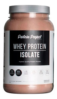 Protein Project Whey Protein Isolate 2 Lbs