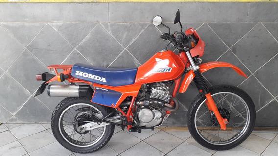 Honda Xlx 250 Vermelha 1988