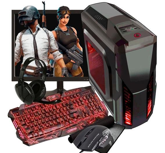 Pc Gamer Completo - I5 / 8gb Ram / Hd 1tb+ssd / Gtx 1050