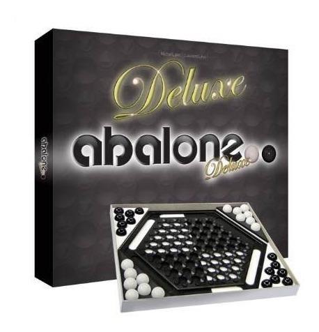 Abalone Deluxe Jogo De Tabuleiro Estratégia Ludens Spirit