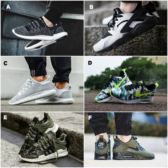 adidas Eqt / adidas Tubular Shadow / Nike Air Max90