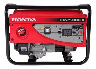 Generador portátil Honda EP2500CX 2200W monofásico con tecnología AVR 220V