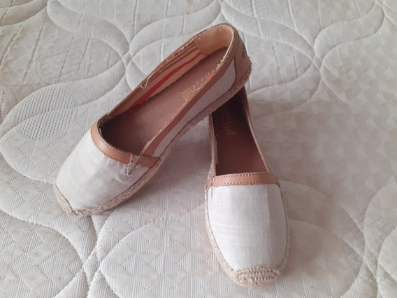 Flats Sperry Danica Natural Chambray