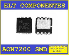 Ci Aon7200 Mosfet N-channel Aon 7200 30v 40a 10 Und.