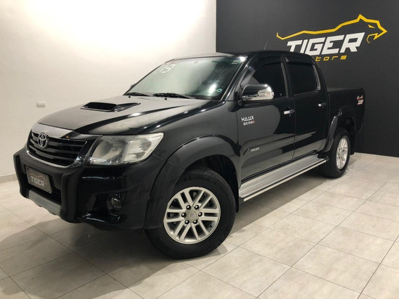 Toyota Hilux 3.0 Srv Top Automatico Diesel - 2013/2013