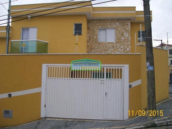 Sobrado Residencial À Venda, Vila Carrão, São Paulo - So0285. - 3034