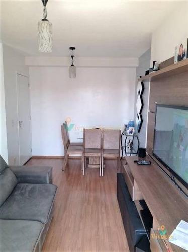Imagem 1 de 24 de Apartamento À Venda, 47 M² Por R$ 220.000,00 - Itaquera - São Paulo/sp - Ap2635