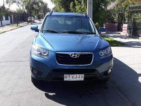 Hyundai Santa Fe Diesel Automatico