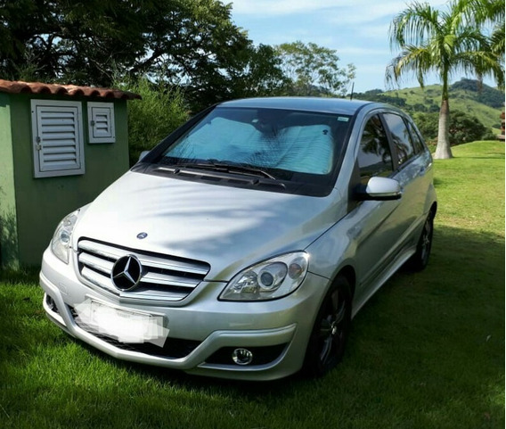 Mercedes-benz Classe B 1.7 Family 5p 2010