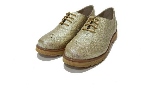 Zapatos Acordonados Glitter Class Express Art. 127