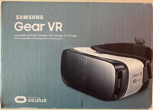 Casco Lente Realidad Virtual Samsung Gear Vr Oculus