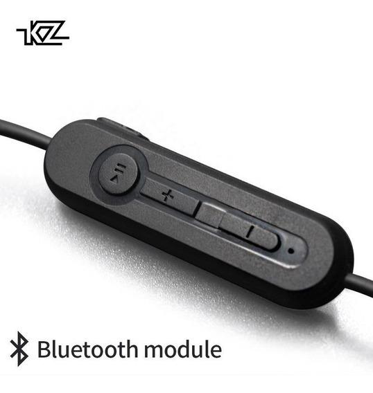 Fone Kz Ed12 + Bluetooth + Case