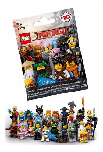 Imagen 1 de 10 de Lego 71019 Ninjago Bolsita Sobre Sorpresa Mundo Manias