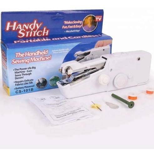Mini Máquina De Coser Handy Stitch