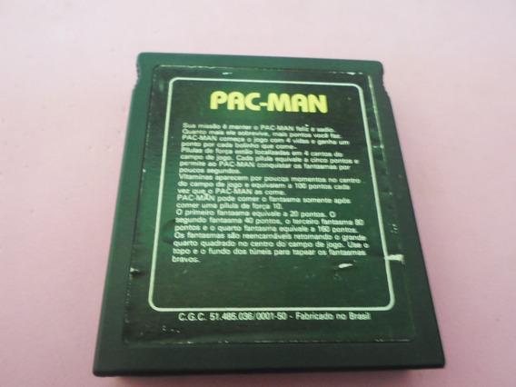 2 In 1 Pacman - Volleyball Para Atari 2600 Cce Dactar 2in1
