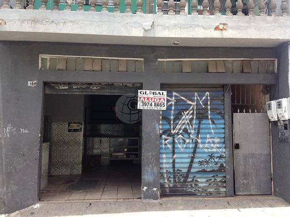 Locação Loja/salão São Paulo Parque Taipas - Lc76