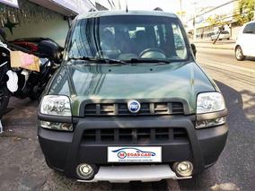 Fiat Doblo Adventure 8 Lugares Com Gnv