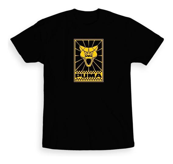 Camiseta Masculina Puma Camisa Carros Antigos