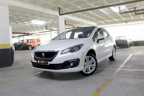 Peugeot 308 1.6 Allure 16v Flex 4p Manual
