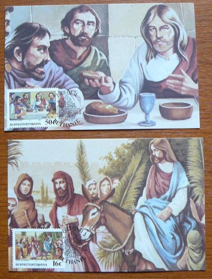 4 Tarjetas Máximas Tema Religión