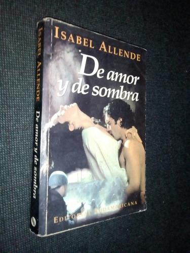 De Amor Y De Sombra Isabel Allende