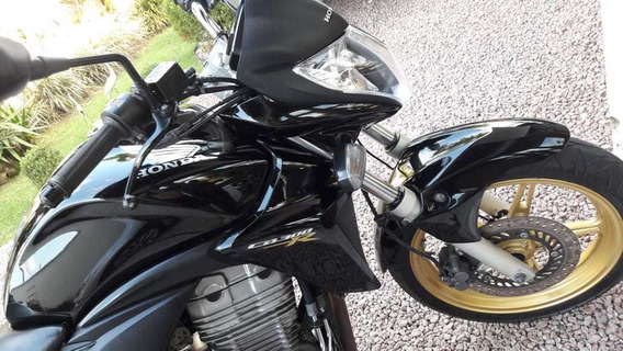 Lindissima Honda Cb 300 R Preta 2015