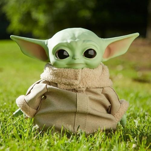 Baby Yoda The Child 28cm Star Wars Mandalorian Mattel Disney