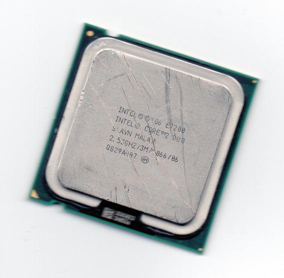 Processador Intel Core 2 Duo E7200 2.53ghz Lga 775 Fsb 1066