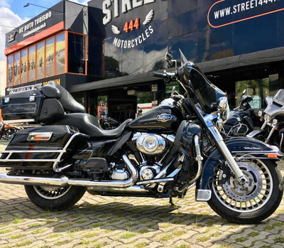 Harley-davidson - Electra Glide Ultra Classic 2011