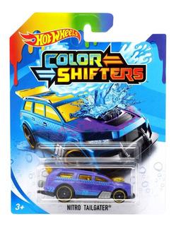 Hot Wheels Cambia Color - Agua Helada Auto Mattel Tiendajyh
