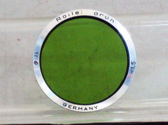 Filtro Rollei Verde R Ii