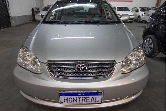 Toyota Corolla Sedan Xei Automático Flex 1.8 16v 2008