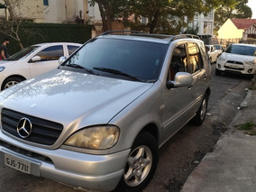 Mercedes Benz Classe Ml320 - Blindado Em 2008
