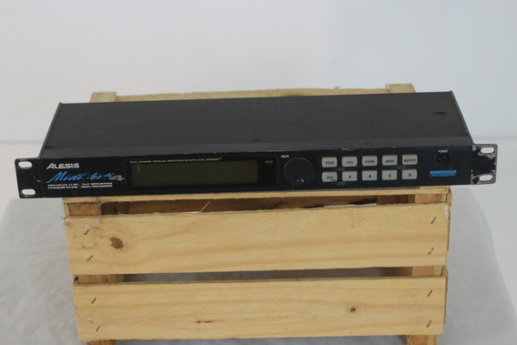Processador De Efeitos Midi Verb 4 - Alesis (sem A Fonte)