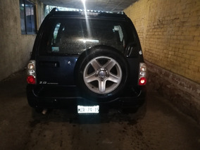 Chevrolet Tracker 2.0 A 4x2 Mt 2008