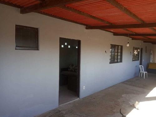 Chácara Com 2 Dormitórios Suítes, Sala, Cozinha. Portão Elet