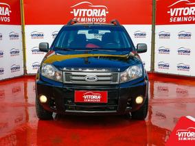 Ford Ecosport Freestyle 1.6 16v Flex 5p 2012