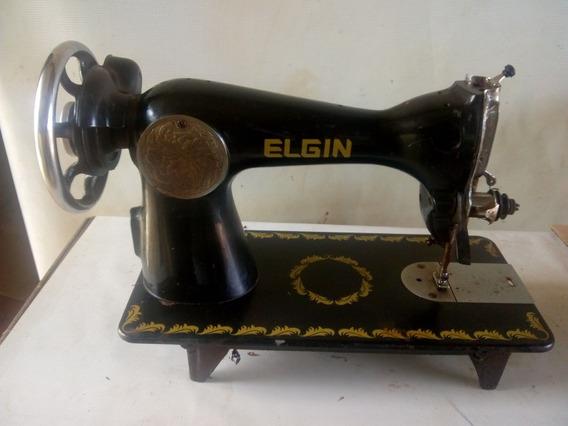 Maquina De Custura Elgin Antiga