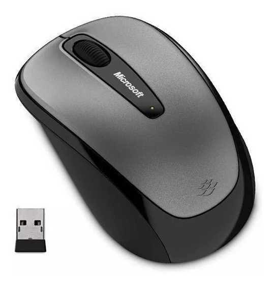 Mouse Microsoft Wireless 3500 Bluetrack Gmf-00380
