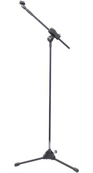 Pedestal De Microfone Ibox Para 1 Mic Com Cachimbo Smlight