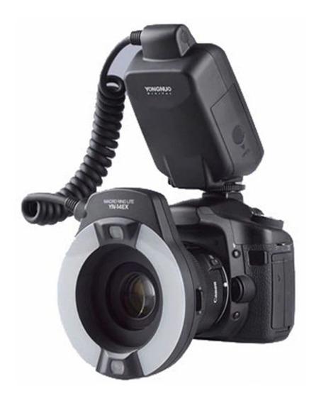 Flash Circular Macro Yongnuo Yn 14ex Para Canon