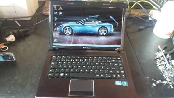 Notebook Lenovo I3 G470 Hd De 500 6 Gigas De Memoria