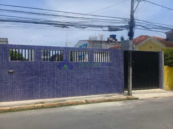 Terreno Com 600 M² No Espinheiro, Recife - Pe. Excelente Local! - 576