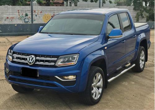 Volkswagen Amarok 3.0 V6 2017