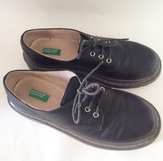 Zapatos Benetton Niña Talle 35