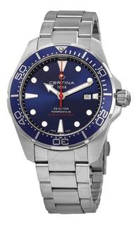 Certina Action Diver Powermatic 80 Wr300 C032.407.11.041.00