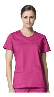 Conjunto Quirúrgico Wonderflex Dama. Color (hot Pink)