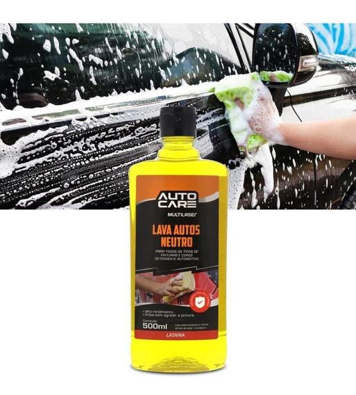 Lava Autos Multilaser Neutro Autocare Au452 500ml