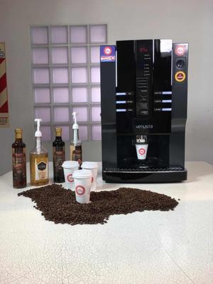 Comodato De Maquinas De Cafe - Promocion -20% Empresas/local